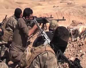 درگیری کردها با داعش