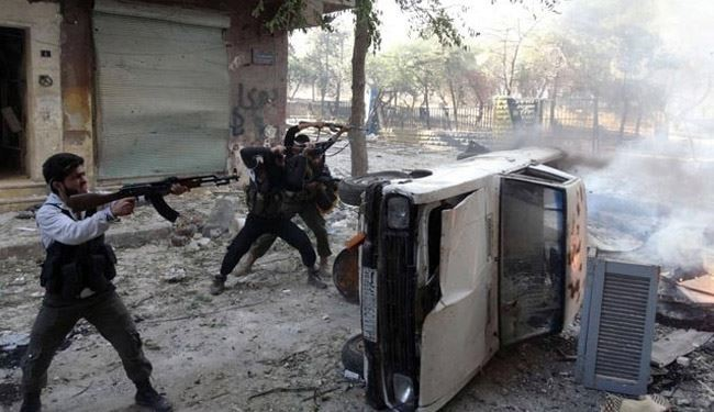 درگیری میان عناصر داعش در صلاح الدین عراق