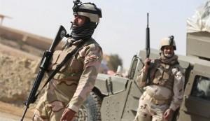 پیشرفت ارتش عراق در شسکتن محاصره آمرلی