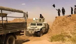 داعش به اطراف موصل نیرو و سلاح فرستاد