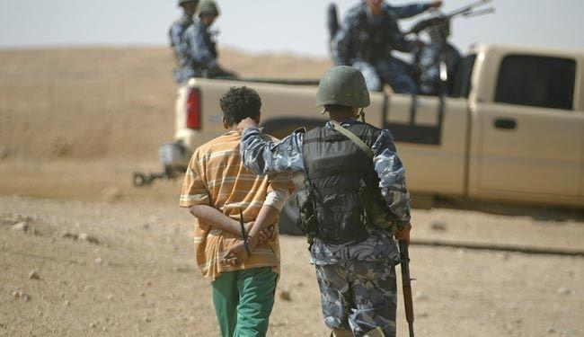 دستگیری والی داعش و انهدام 9 مخفیگاه در کمربند امنیتی بغداد