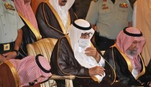 ابتلای پادشاه عربستان به بیماری تنفسی