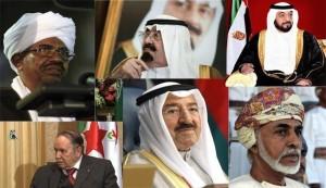 2014 ؛ سال سردمداران بیمار عرب